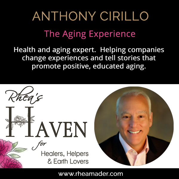 Anthony Cirillo The Aging Experience Senior Living