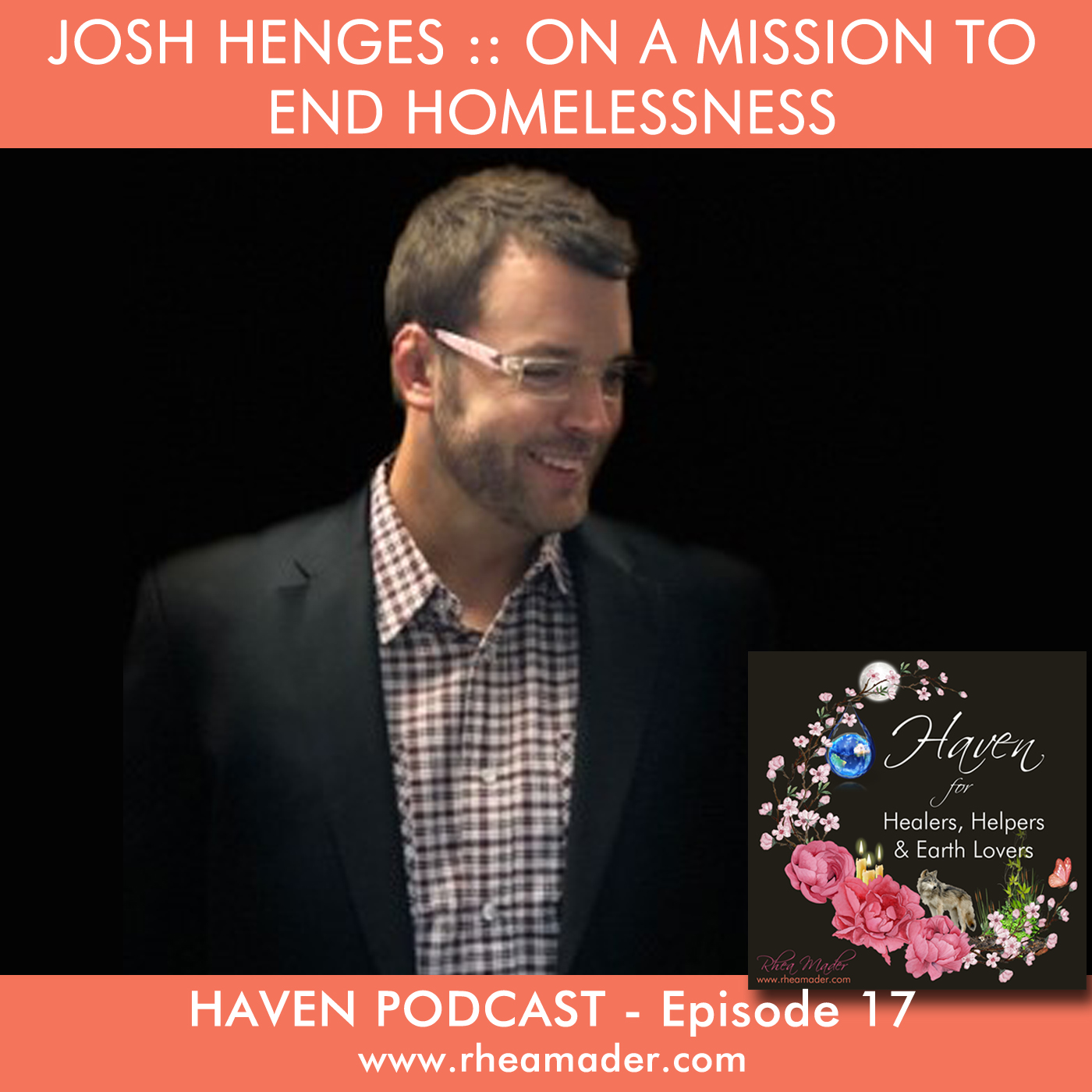 Josh Henges: Homelessness, Veterans & Community
