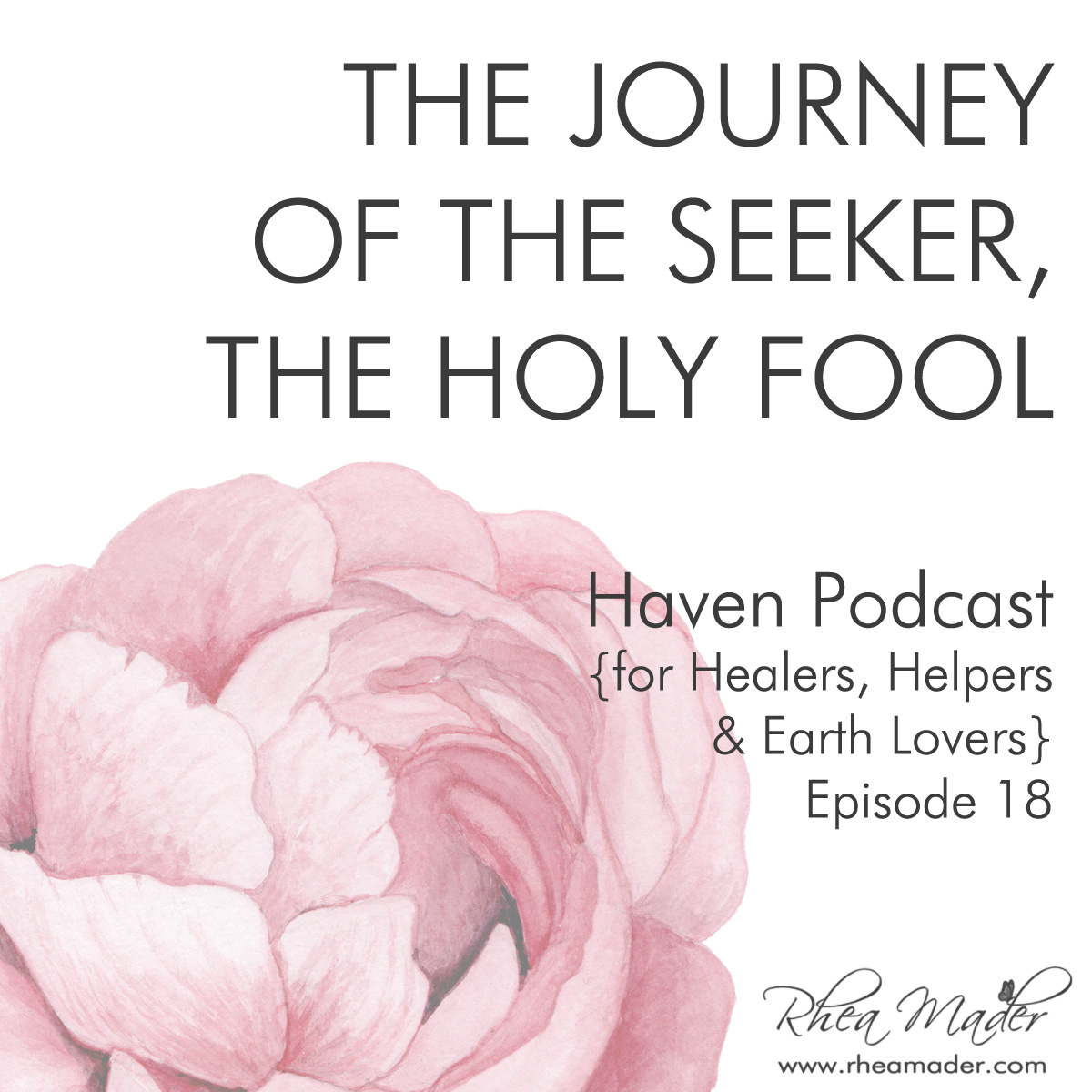 Journey of The Seeker – The Holy Fool
